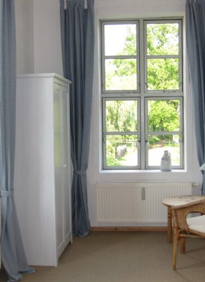 Wohnung im Gutshaus Leisten